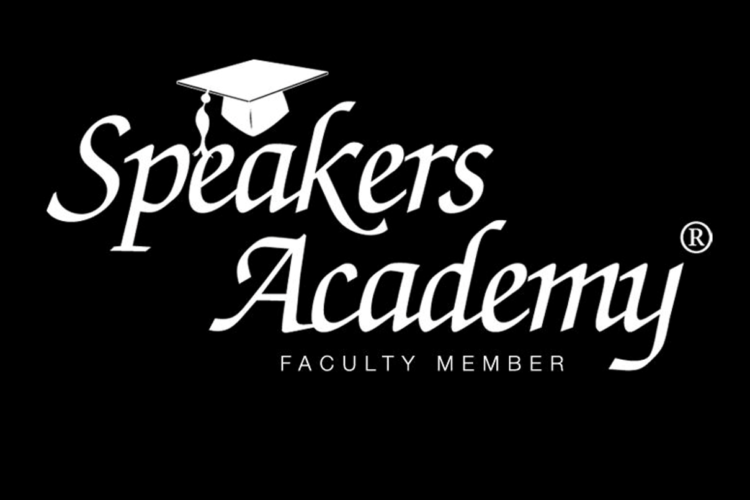 Frans de Groot bij de Speakers Academy