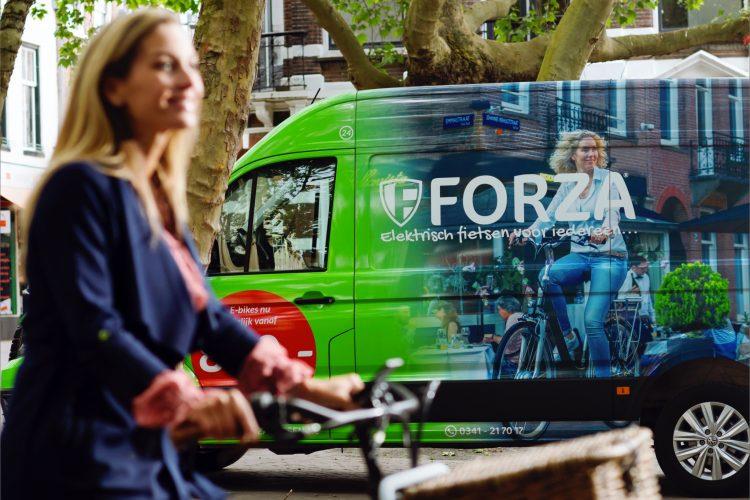Forza e-bikes en droomdoelen bereiken!